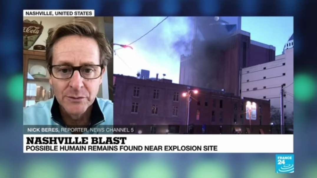 US agents investigating over 500 leads in Nashville Christmas Day explosion.mp4
