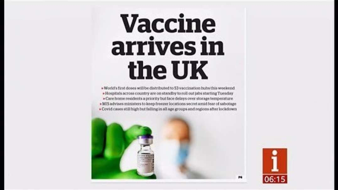 Coronavirus (Covid-19) Headlines & newspapers (see description) (UK) - BBC News .mp4