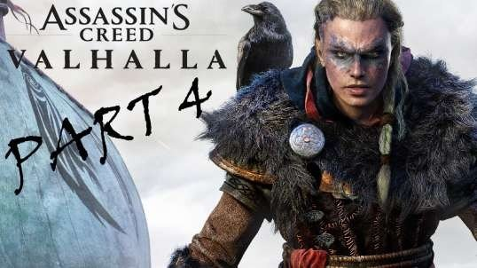 Assassin's Creed Valhalla Playthrough Part 4 - Exploring is the plan part 2
