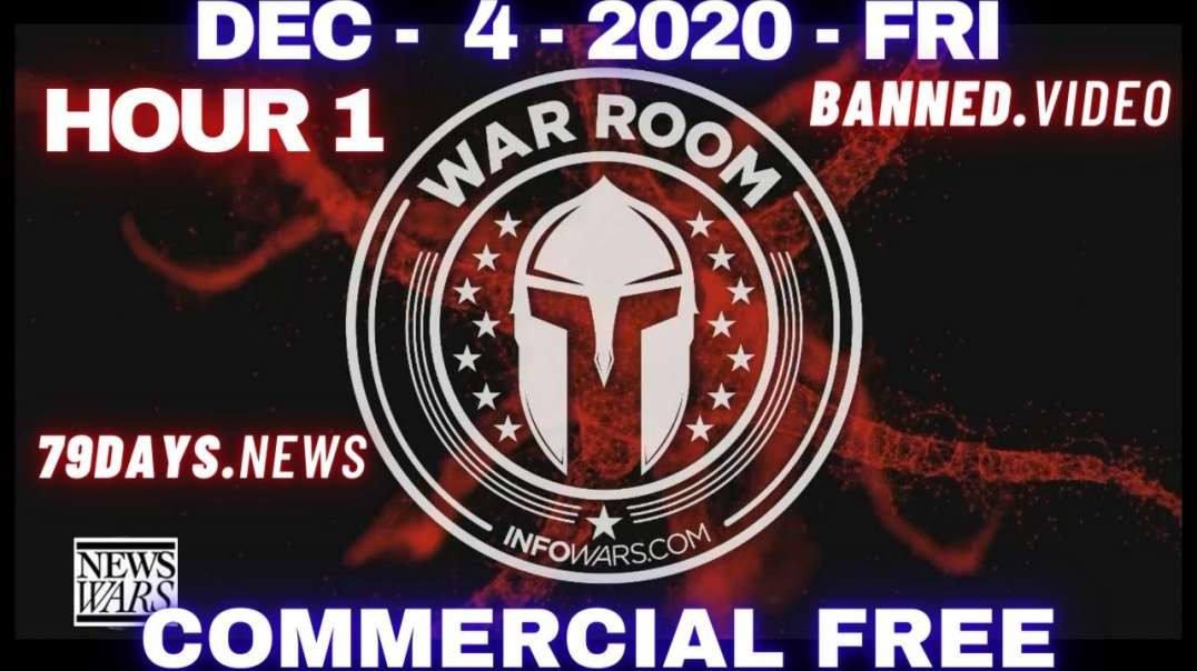 #WarRoomShow HR1: Revolutionary World War: The World Awakens to Fake Pandemics and Fake Elections