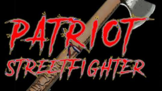 Patriot #Streetfighter Scott McKay and I Part 1