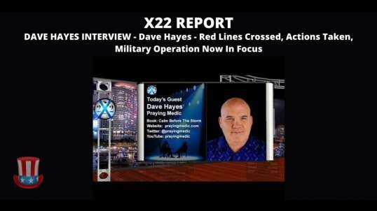 SITUATION REPORT (SITREP) FROM DAVE HAYES [2021-01-16] - X22 REPORT (VIDEO)