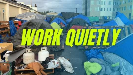Work Quietly | Pastor Jonathan Shelley | Stedfast Baptist Church