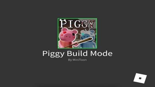Roblox {I build Among us in Piggy Mode}