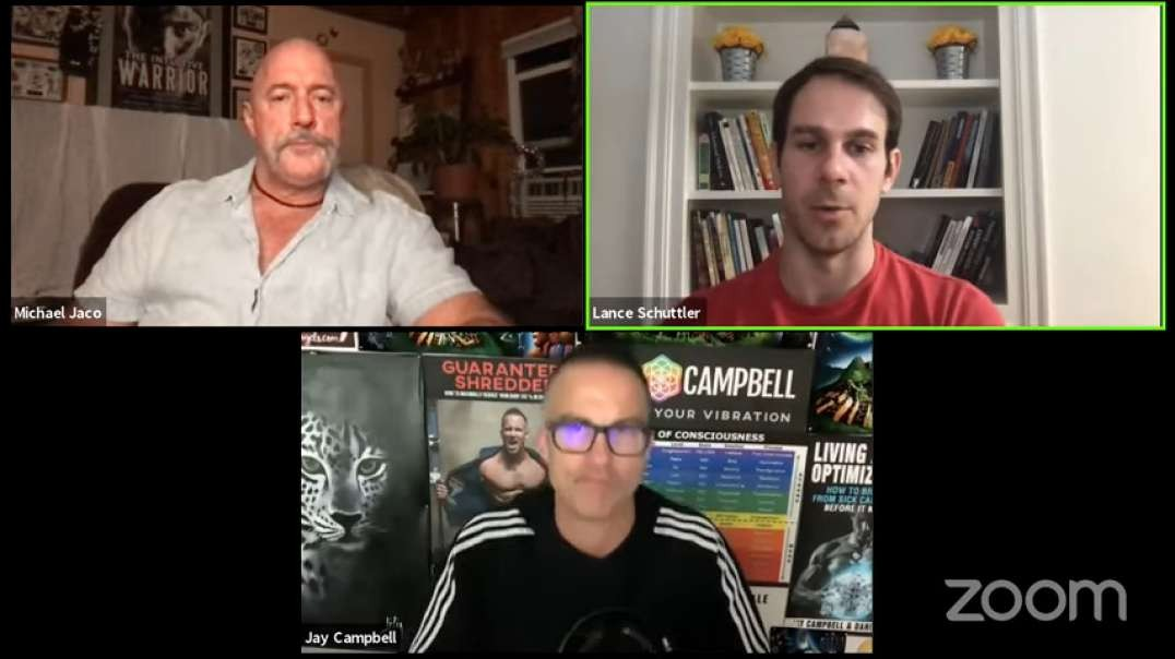 SITUATION REPORT [2021-01-14] - MICHAEL JACO, JAY CAMBELL, & LANCE SCHUTTLER (VIDEO)