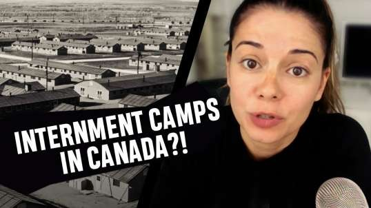 ISOLATION/INTERNMENT CAMPS IN CANADA [2020-10-09] - WHATS HER FACE (VIDEO)