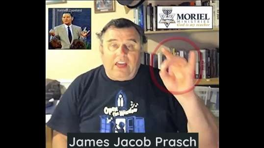 James Jacob Prasch 2 (The Hand Sign is Clear)