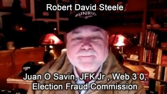 Juan O Savin - Robert David Steele