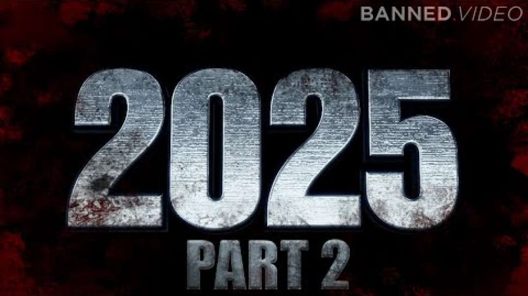 What Will Happen In 2025 (Part 2)