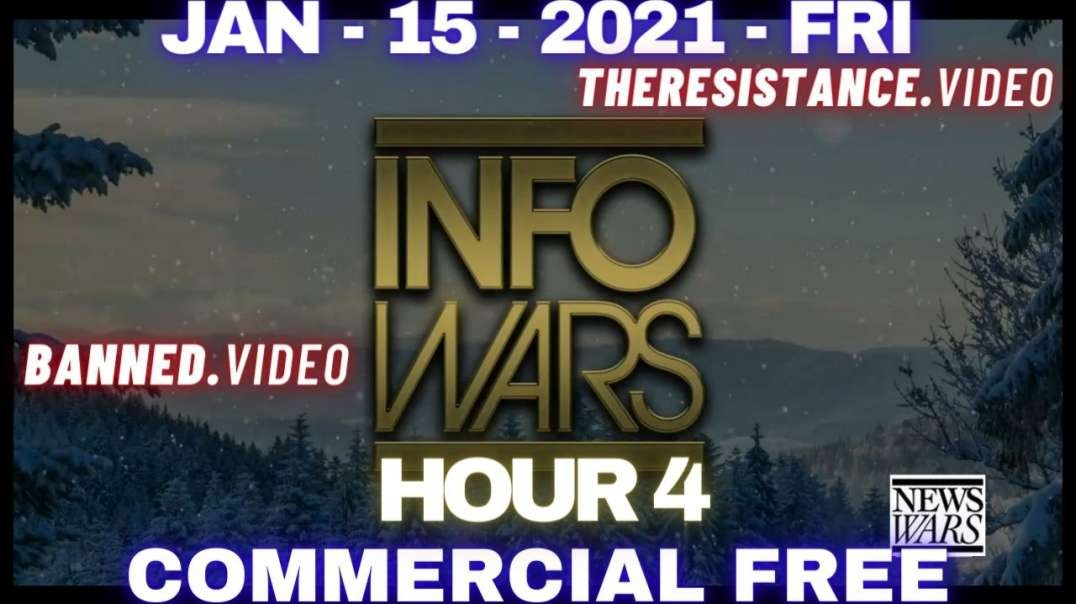 #AlexJonesShow HR4: We Are Entering Phase 2 Of The #GreatReset!