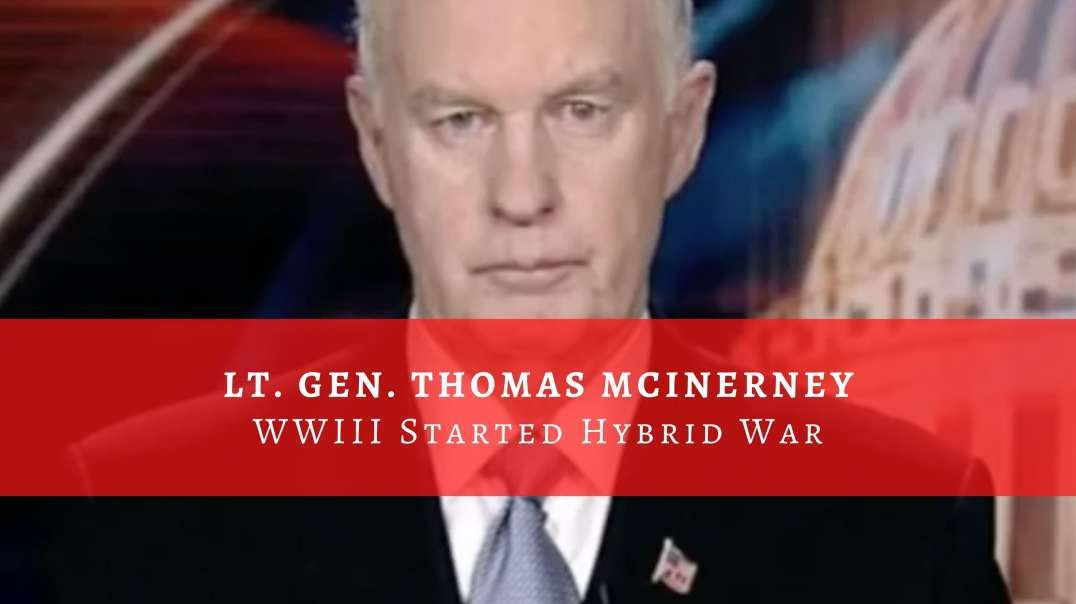 Lt. Gen. Thomas McInerney. VERY IMPORTANT MESSAGE. Jan 14. 2021. BREAKING NEWS.mp4