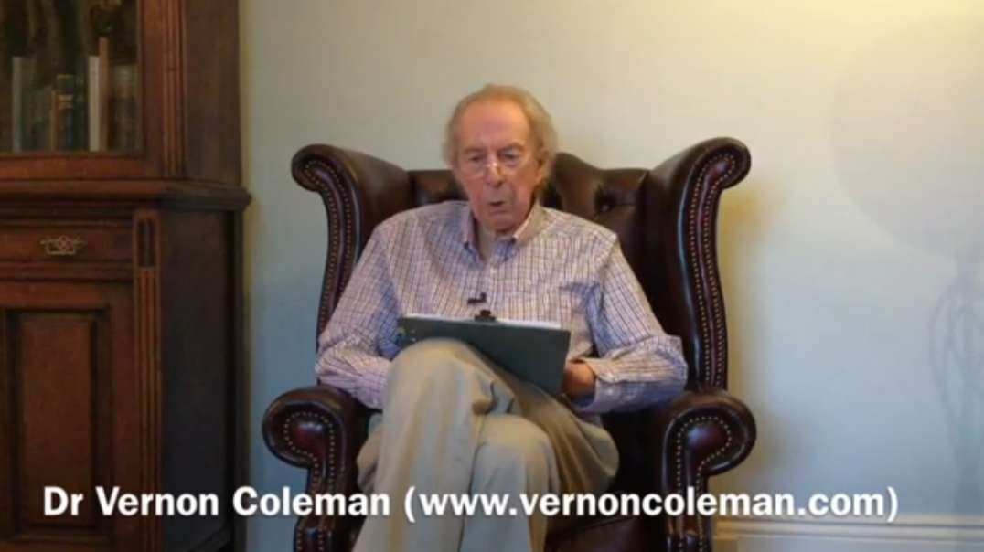 The Full Scary Story of Agenda 21 and Your Future Dr Vernon Coleman