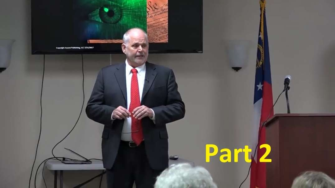 CIA Whistleblower Part 2 Kevin Shipp, Officer, Exposes Shadow Government