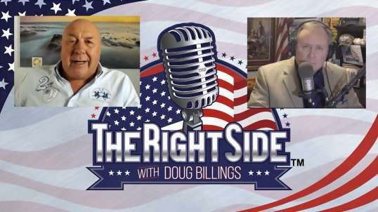 Charlie Ward on Doug Billings - Elections and Inauguration - 01 26 21 [MIRROR]