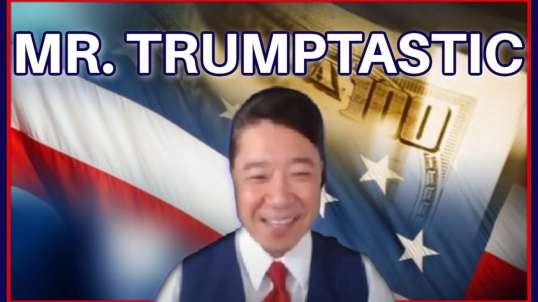 CWard, DKarma, and Mr. Trumptastic: Raising the vibration of humanity!  Simply Trumptatsic!