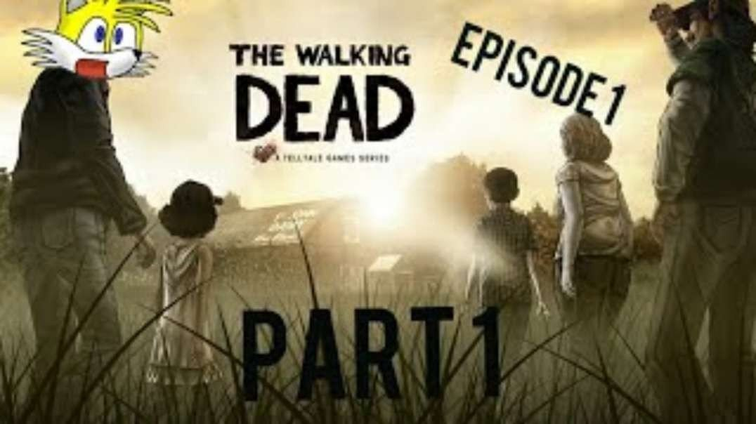The Walking Dead |Part 1| did she alone