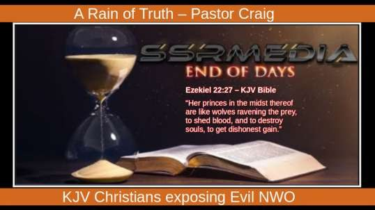 A Rain of Truth - Pastor Craig