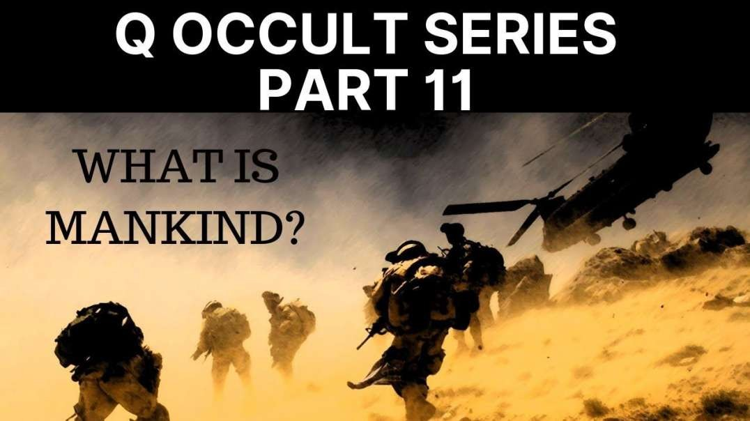 SerialBrain2 Occult Series Q114 US Military Savior Of Mankind What Does It Mean