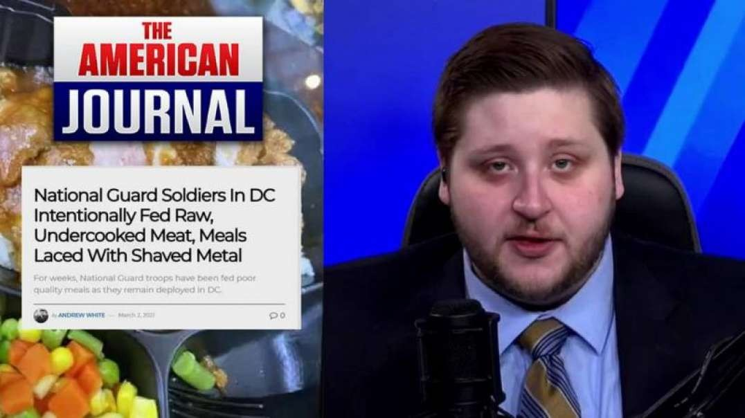 National Guard Poisoned By DC Residents As They Protect Romney, Pelosi