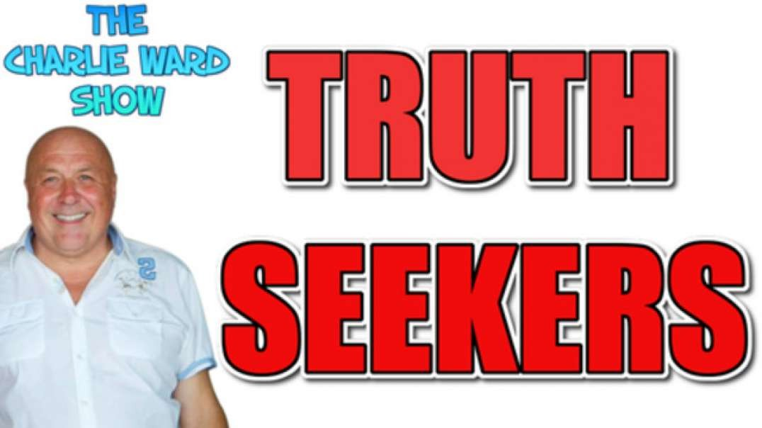 TRUTH SEEKERS SOUND OF FREEDOM WITH CHARLIE WARD