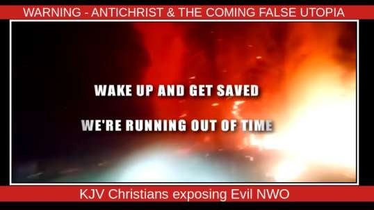 WARNING - ANTICHRIST & THE COMING FALSE UTOPIA