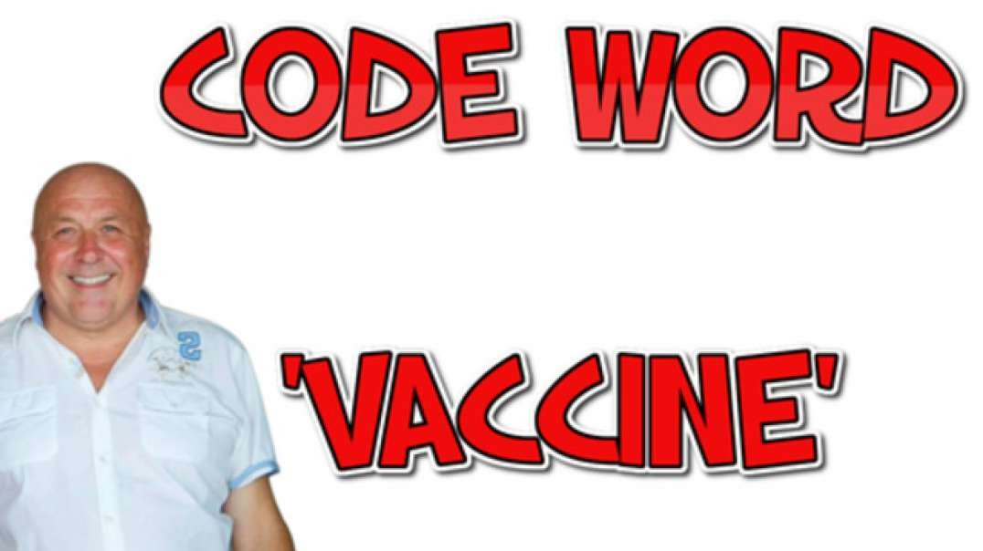 CODE WORD VACCINE WITH CHARLIE WARD