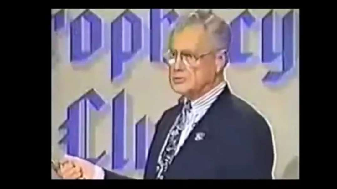 Ted Gunderson - Satanism and Child Trafficking (1996)