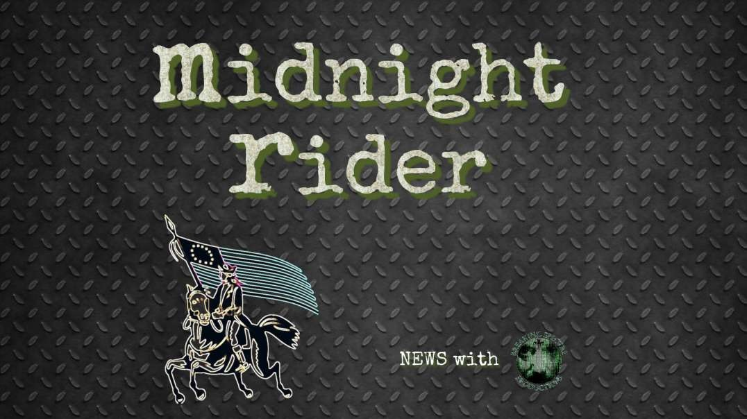 Midnight Rider - Ep 64 - From Plandemic to Cyber Pandemic: Cyber Polygon