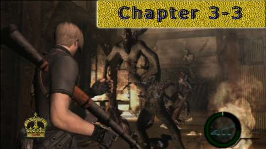 Resident Evil 4 Chapter 3-3 [No commentary] PS2