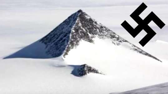 Remote Viewing of Nazis and Reptilians in Antarctica