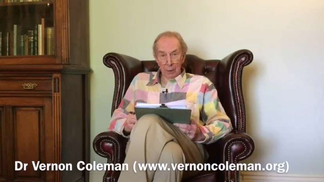 We Are the Resistance and We Will WIN this War Dr Vernon Coleman