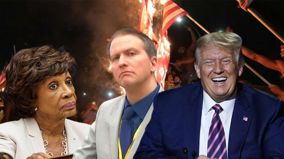 Did Maxine Destroy BOTH Chauvin Case & Trump Lawsuit?