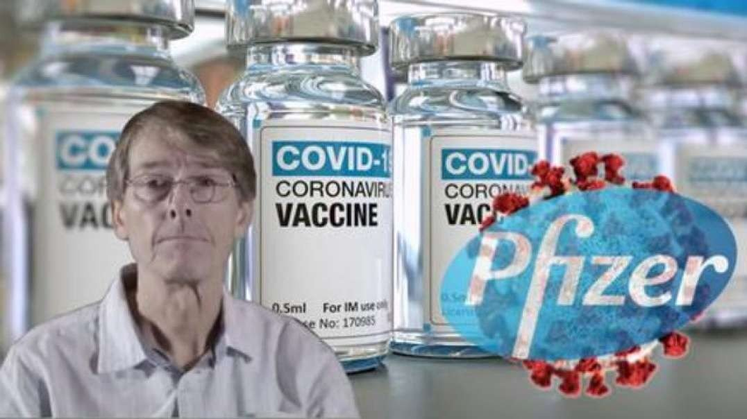 FORMER PFIZER VP SPEAKS OUT ON DANGERS OF mRNA VACCINES & COVID ILLUSION [2021-04-11] - DR. MICHAEL YEADON (VIDEO)