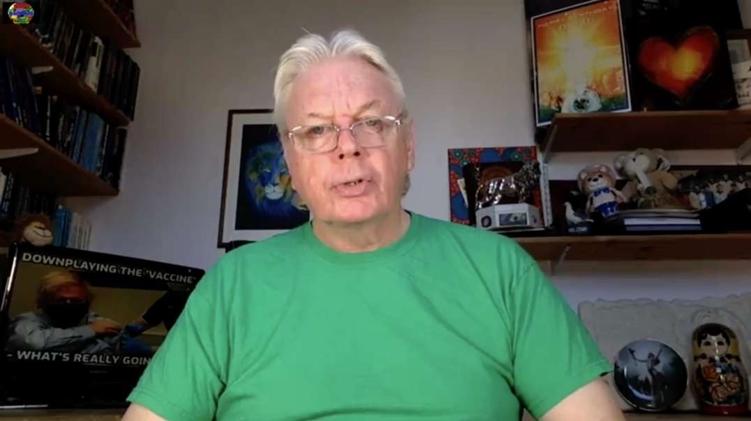 David Icke, Vaccines Are  Effecting Women's Menstrual Cycles, Menopause,  and Reproduction