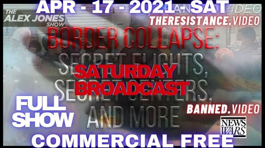 Emergency Saturday Broadcast: Reporters Discover Secret Flights, Secret Centers, and More