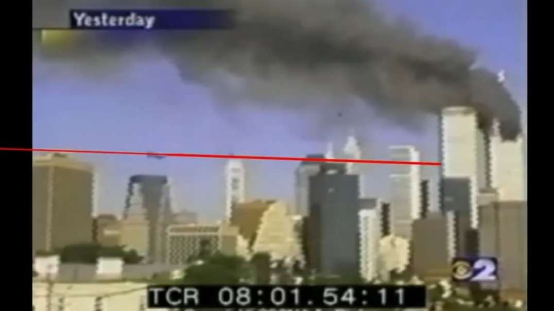 9/11 - No Planes - 3D Video and Radar Analysis - Richard D Hall