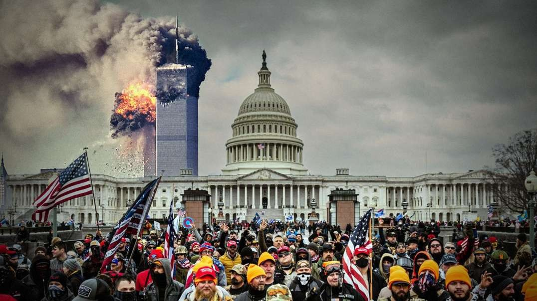 Corrupt Deep State Officials Call For 9/11 Commission Investigation Into January 6th