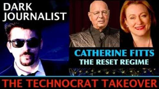 Dark Journalist - Catherine Austin Fitts Stopping The Technocrat Takeover!