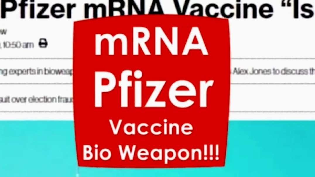 mRNA is not a vaccine exposed