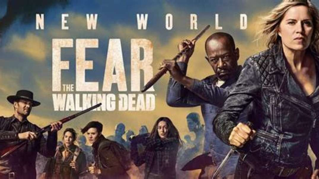 NEW WORLD ORDER:  FEAR THE WALKING DEAD COVID-19 INCOCULATED -  THIS IS THE 2021 VERSION OF LEPROSY [2021-05-08] - DR. STEVEN BAKER (VIDEO)