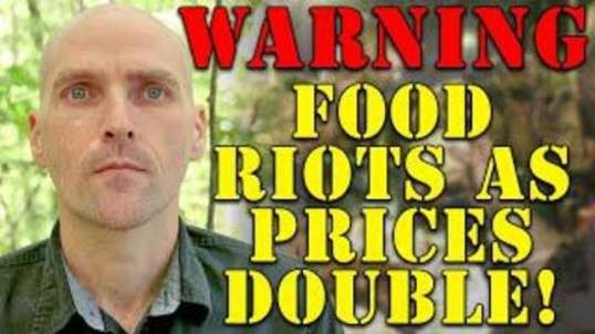 GET READY NOW! FOOD RIOTS AS PRICES DOUBLE - YOU WONT BE ABLE TO AFFORD FOOD OR MEDICINE  Holodomor 2.0