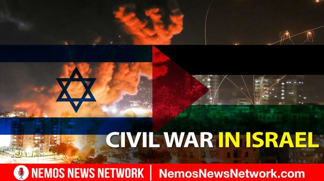 The Silent War Ep. 6016: Civil War in Israel, NRA Besieged, Fuel Shortage Crisis in SE USA, & Much More!