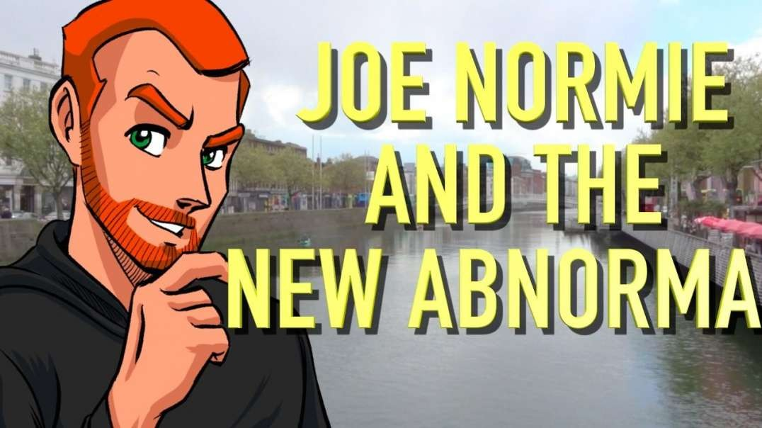 JOE NORMIE AND THE NEW ABNORMAL [2021-05-13] - DAVE CULLEN (VIDEO)