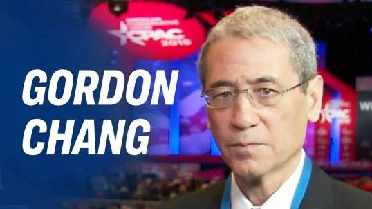 [Teaser] Gordon Chang  Communist China Has Committed 'Mass Murder' of Americans.mp4