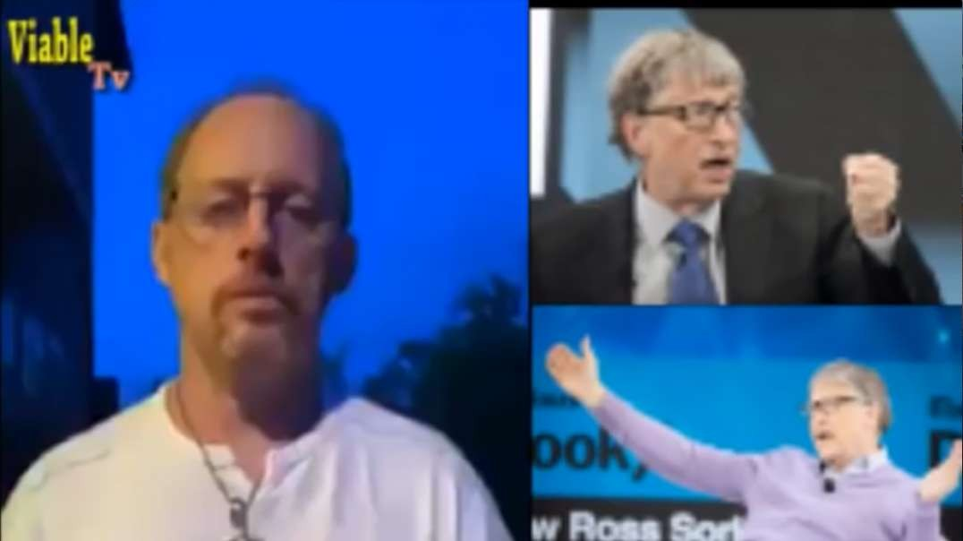 Speaking The Righteous Truth!!!!!This Doctor Exposed Bill Gates Wicked Agenda | Viable Tv