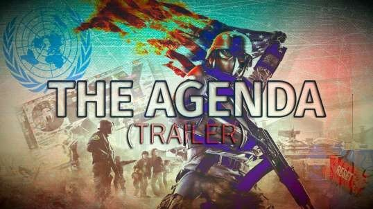 IT IS FINISHED Presents: The Agenda (Trailer)