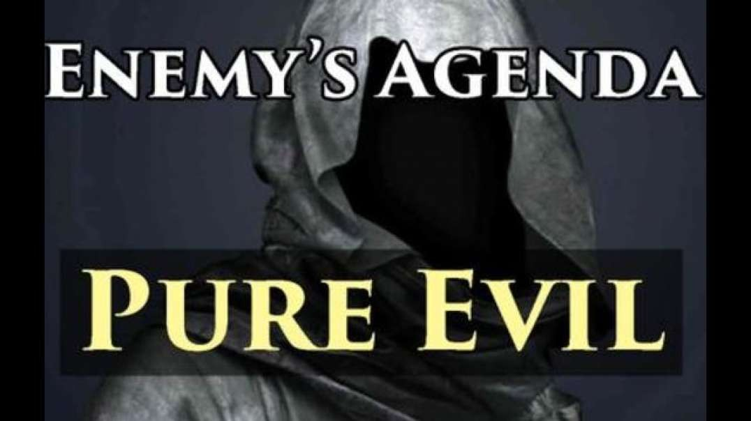 ENEMY'S AGENDA IS LUCIFERIAN, ANTI HUMAN & PURE EVIL W/ JESSIE CZEBOTAR
