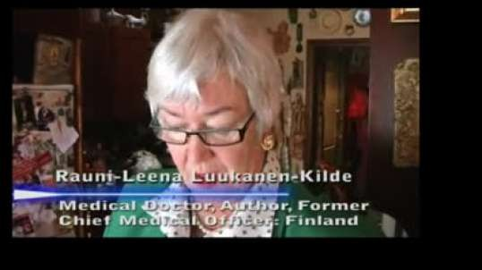 Dr. Rauni Kilde Exposes Gangstalking in her home... She was a TI, Part 1, Mind Control